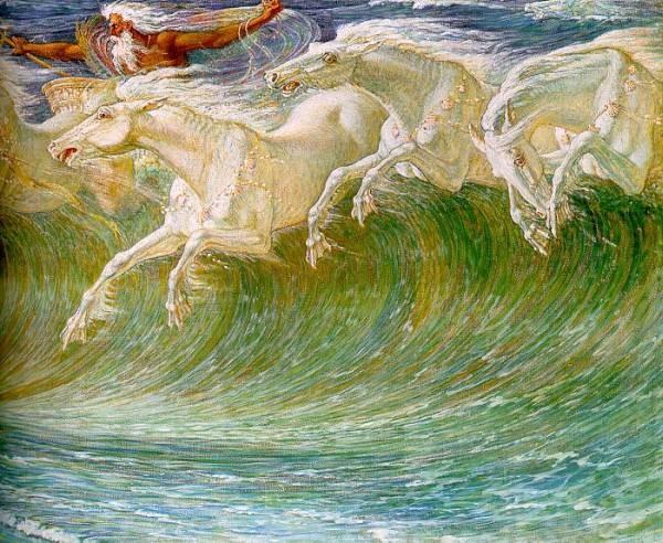 The Horses of Neptune